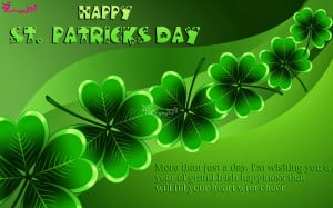 St Patrick's Day Quotes and Sayings Wishes Pictures
