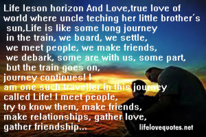 what uncle learn of his nephew wise lesson quotes life love quoteslife ...
