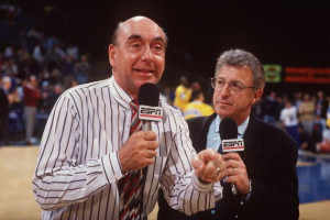 College Basketball: Dick Vitale's Top 25 Quotes and Sayings