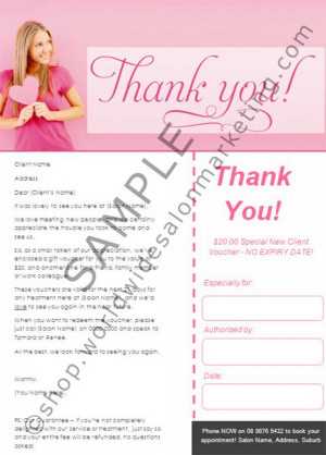1382510027-salon-template-New-Client-Thank-You-Letter_1_Pink-s Salon Letters To Clients Template on mental health, thank you, complaint response,