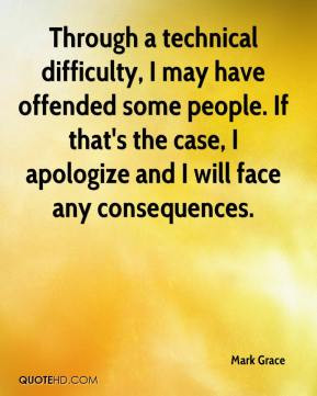 Offended Quotes