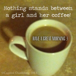 Saturday Morning Coffee Quotes