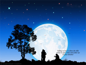 Postales Románticas con frases de Amor