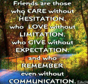 Friends Remember