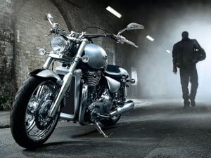 The Lonely Biker | 1600 x 1200 | Download | Close