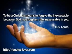 Picture Quotes about Forgiveness - Quotes Lover