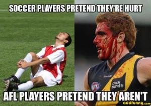 Why I Love Australian Football random