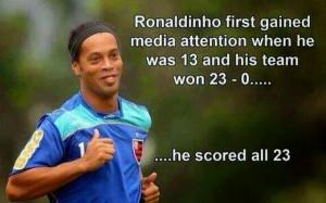 Ronaldinho Quotes #ronaldinho.
