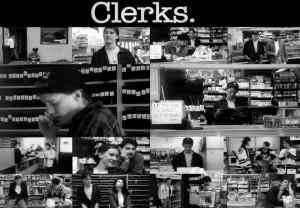 Randall & Dante from Clerks (1994)