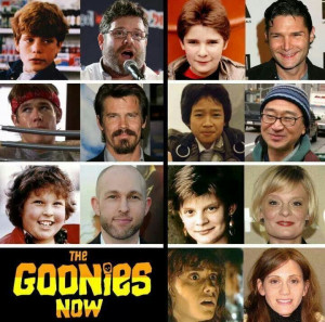 The Goonies II - Corey Feldman Gets To Eat People Food Again