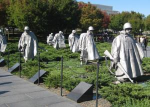 Korean War Veterans Memorial Korean war veterans memorial