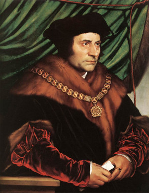 Hans Holbein the Younger, Thomas More