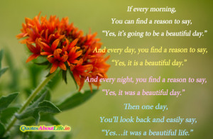 Positive quotes about life, positive quotes about life and love