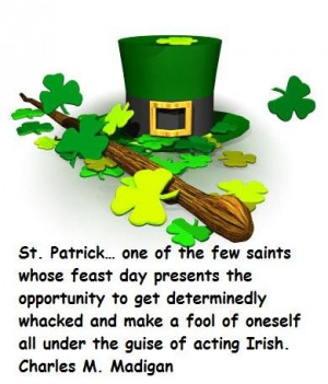 St patricks day famous quotes 5