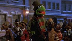 Quotes Muppets Christmas Carol Funny ~ Santa and Moses Spar in Rap ...