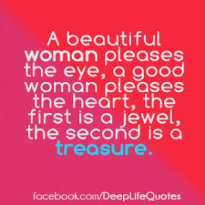 Top 10 Characteristics of a GOOD WOMAN