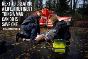 It's EMS Week! Hats off to these dedicated first responders! They ...