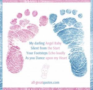 In Loving Memory My Darling Angel Baby