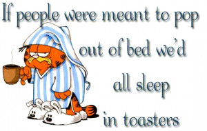 And that is why I love Garfield!