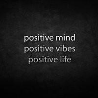 positive quotes photo: positive mind positive vibes positive life w37 ...
