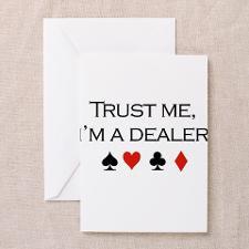 Texas Holdem Greeting Cards