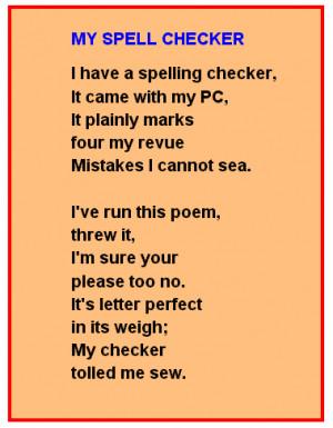 spell-checker - Computer Definition