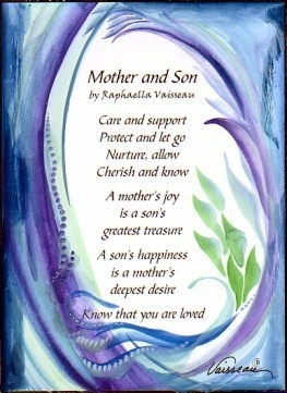 Mother & son, quote, quotes about sons, son quote
