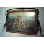 eBay Image 1 VINTAGE HORSE PICTURE H W B DAVIS R A 1833 1914