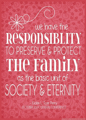 , October 2014 Conference Quotes, Printables Quotes, Families, Quotes ...