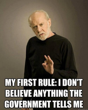 Quote from George Carlin