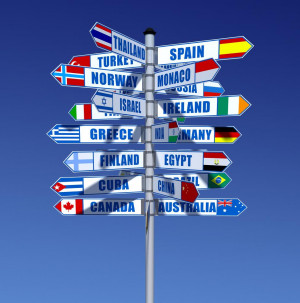 The Best Reasons to Travel Overseas!