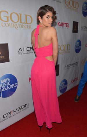 Leah LaBelle - BET Music Matters Grammy Showcase