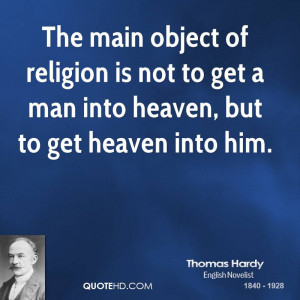 novelist quote the offhand decision of some thomas hardy quotes