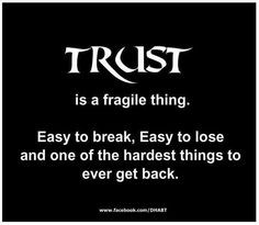 Funny Quotes About Trust Fun