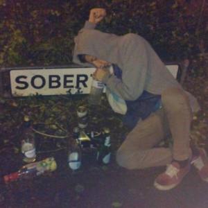 The Drunk Friend
