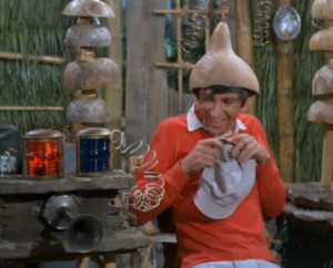 11 of the Professor's Best Inventions on Gilligan's Island