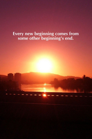 ... new beginning comes: life quotes iphone 4s wallpapers backgrounds