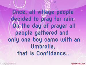 Prayer Quotes On the day of prayer all