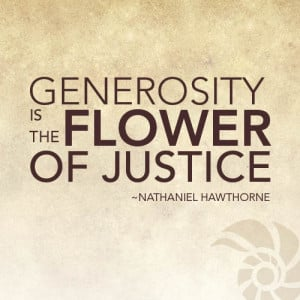 Generosity Quotes Quotes of the day - june 20th,