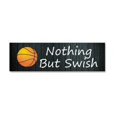 Basketball Sayings Wall Decals