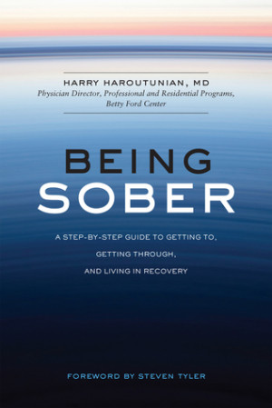 Being Sober: A Step-by-Step Guide to Getting To, Getting Through, and ...