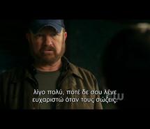 bobby singer, greek quotes, supernatural
