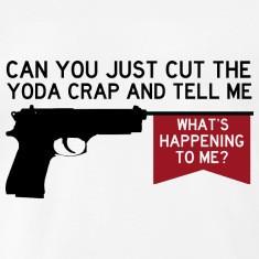 Fringe Quote: Cut the Yoda crap