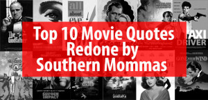 ... Top 10 movies quotes according to the American Film Institute, along