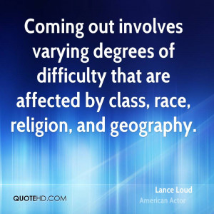 Lance Loud Religion Quotes