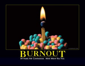 Recharge to Avoid Pool Burnout