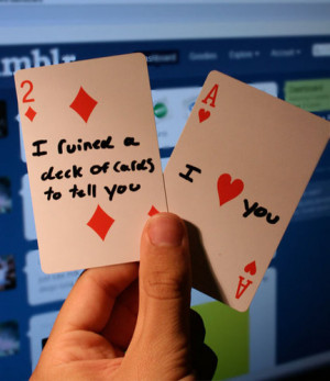 ace card quotes quotesgram