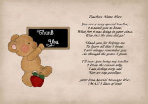 a4-personalised-thank-you-teacher-poem-gift-end-of-term-thank-you-gift ...