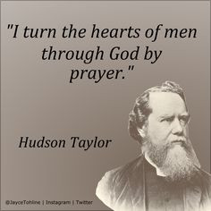 Hudson Taylor Quotes