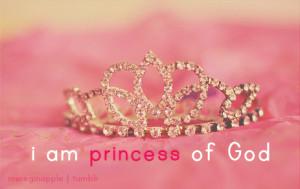 Gods Princess Quotes Pictures